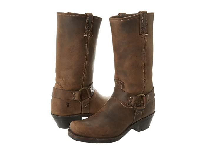 Frye  Harness 12R (Tan) Womens Pull-on Boots