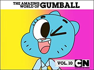 The Amazing World of Gumball, Vol. 10