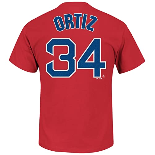more photos 4d0ef 4f69f David Ortiz Apparel: Amazon.com