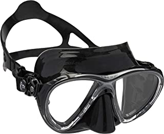 positive pressure dive mask
