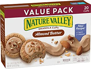Nature Valley Almond Butter Granola Cups, 12.4 oz