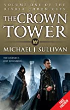 The Crown Tower - Free Preview (The First 5 Chapters) (The Riyria Chronicles Book 1)