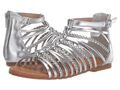 ALDO Kids Nydaullan (Little Kid/Big Kid) (Silver) Girls Shoes