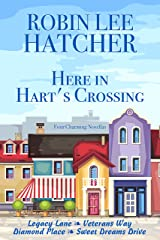 Here in Hart's Crossing: Four Charming Small Town Novellas Kindle Edition