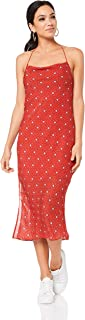 Finders Keepers Women's Sorrento Dress, Red Check