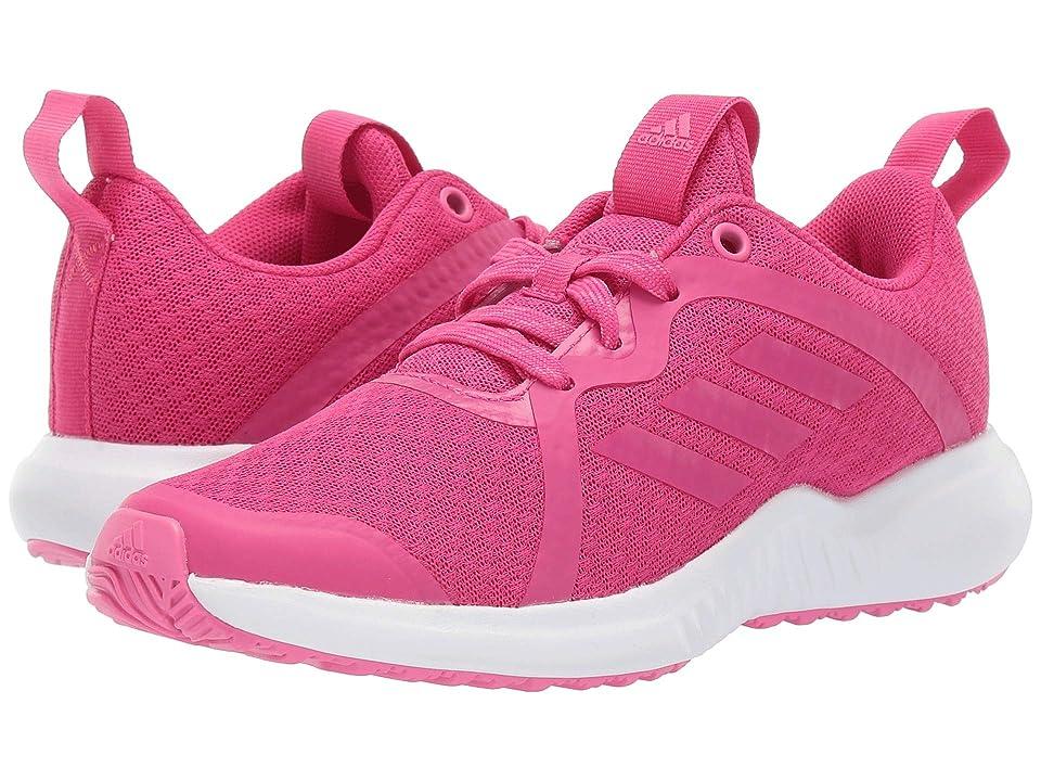 adidas Kids FortaRun X (Little Kid/Big Kid) (Real Magenta/Semi Solar Pink/Footwear White) Girls Shoes