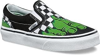 Kids X Marvel Classic Slip-On Skate Shoe