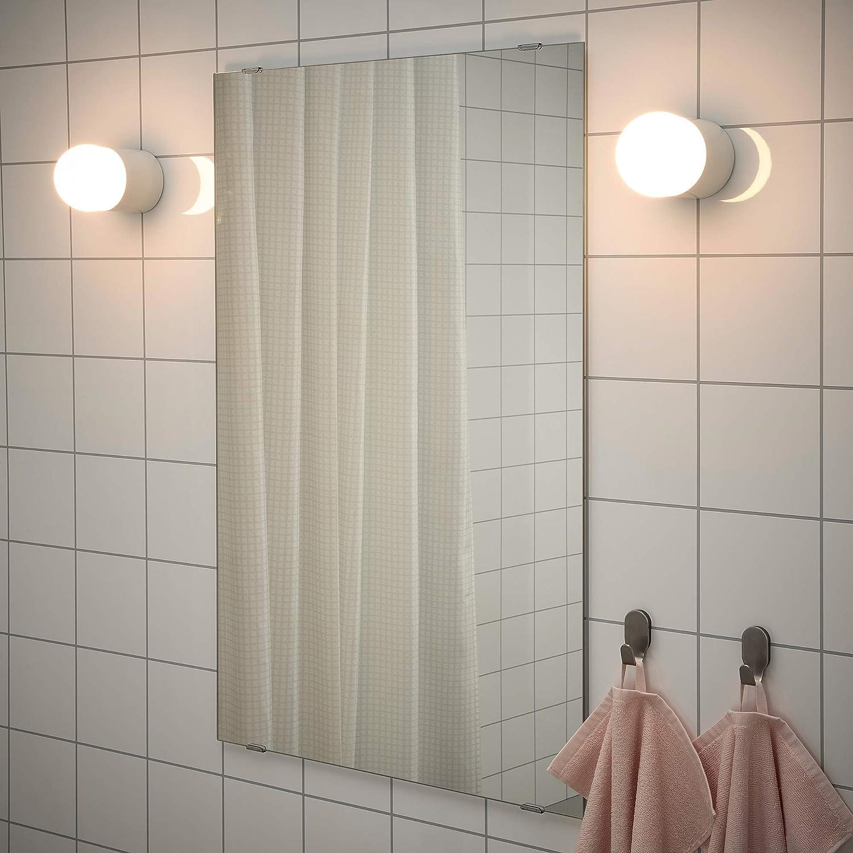 IKEA RAKSTA LED Deckenlampe Wandlampe 20x Ø20,20cm dimmbar weiß ...