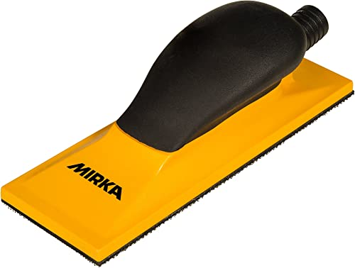 "wholesale Mirka MVHB38 Grip discount online Faced Multi-Hole Vacuum Block, 2-3/4"" x 7-3/4"" sale"