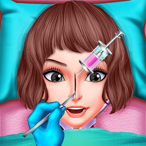 Allgemeine Chirurgie Chirurg - Spielen Sie einen professionellen Arzt. Lernen Sie, das Leben der Menschen mit diesem kostenlosen Spiel zu retten.