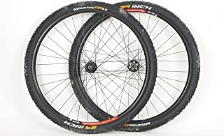 WTB 29 inch 29er Speed Disc All Mountain Wheel Set Disc Brake Rims with Continental Mountain King Tires 29 x 2.2