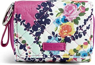 Vera Bradley Iconic RFID Card Case, Signature Cotton