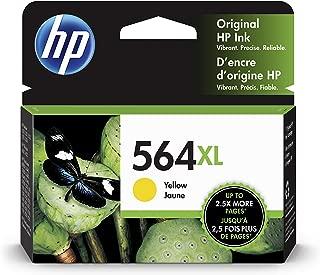HP 564XL   Ink Cartridge   Yellow   CB325WN