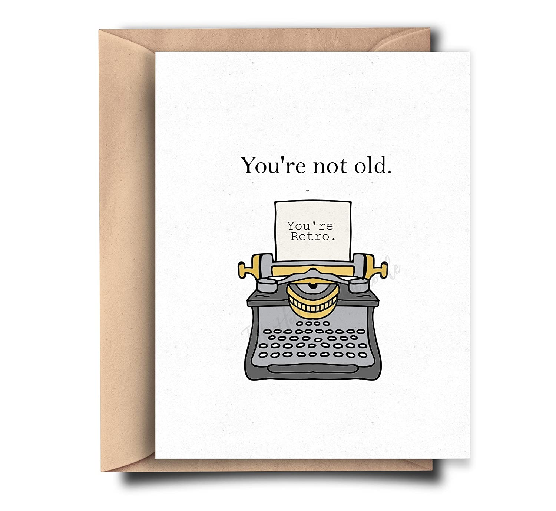 Amazon.com Funny Birthday Card For Mom, Friend, Women, Men   20th ...