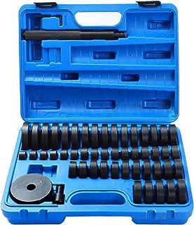 DASBET 50 Piece Custom Bushing Bearing & Seal Driver Set 18mm - 65mm