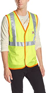 Carhartt Men's High Visibility Class 2 Vest