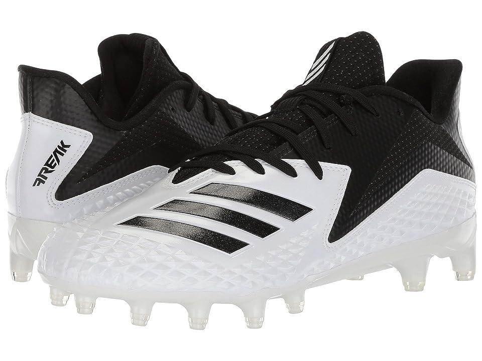 adidas Freak x Carbon (Footwear White/Core Black/Core Black) Men