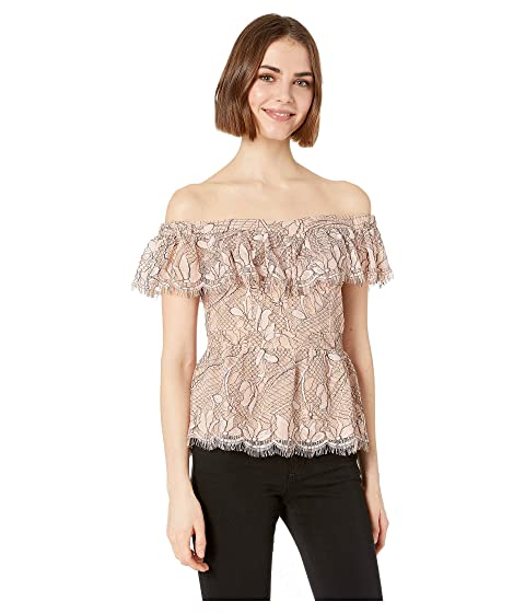 2d576c0e8f9b5 WAYF Terrace Scallop Lace Top at 6pm