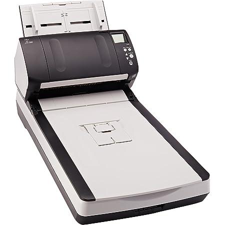 Fujitsu fi-7280 High-Performance Professional Flatbed Color Duplex Document Scanner with Auto Document Feeder (ADF)