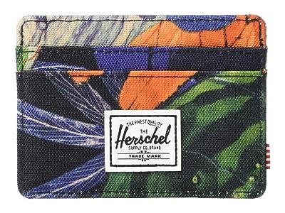 Herschel Supply Co. Charlie RFID (Watercolour) Wallet Handbags