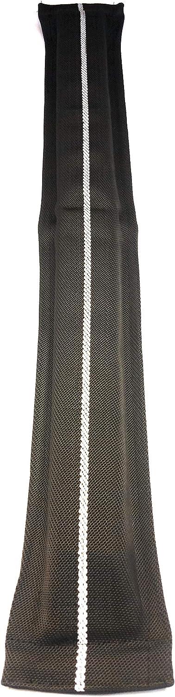 Anchor Hauler 3' Premium Reflective Black wit Surprise price Dock Bumper 25% OFF Fender