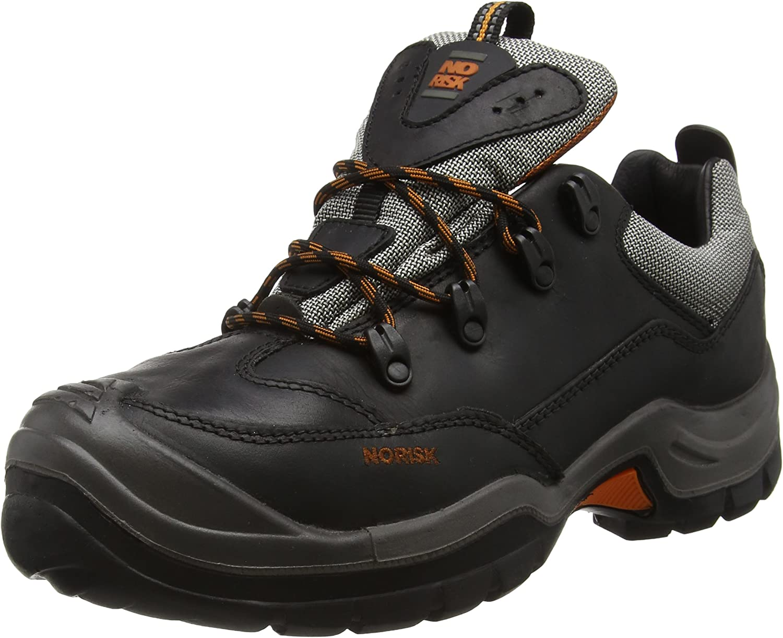 No-Risk LEWIS-10 Lewis Composite Black shoes Size 10