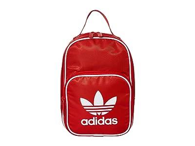 adidas Originals Originals Santiago Lunch Bag (Scarlet) Bags