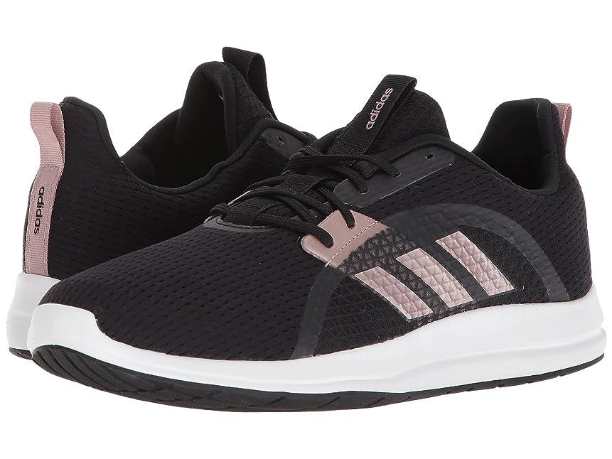 報奨金甘味冷凍庫(アディダス) adidas レディースランニングシューズ?スニーカー?靴 Element V Core Black/Vapour Grey Metallic/Footwear White 7.5 (24.5cm) B - Medium