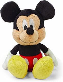 Kids Preferred Disney Baby Mickey Mouse Mini Jingler Plush Toy, 6.5