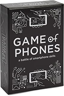 Breaking Games Game of Phones [A Modern Party Game]