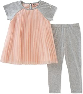 7edef1434a1 Juicy Couture Girls  Fashion Top and Legging Set