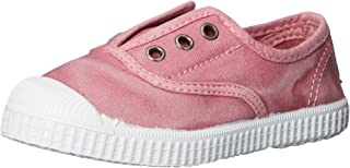 Cienta Kids Canvas Slip On Sneakers for Girls and Boys (Toddler/Little Kid/Big Kid)