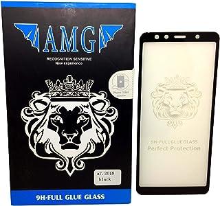 Black Screen protection Samsung Galaxy A7 2018