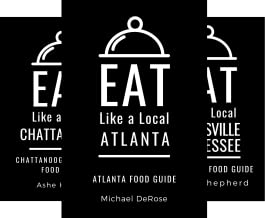 Eat Like a Local United States Cities & Towns (21 Book Series)