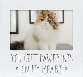 Pearhead Pet Memorial Sentiment Frame, Pet Memory Picture Frame, Dog or Cat Tribute Keepsake