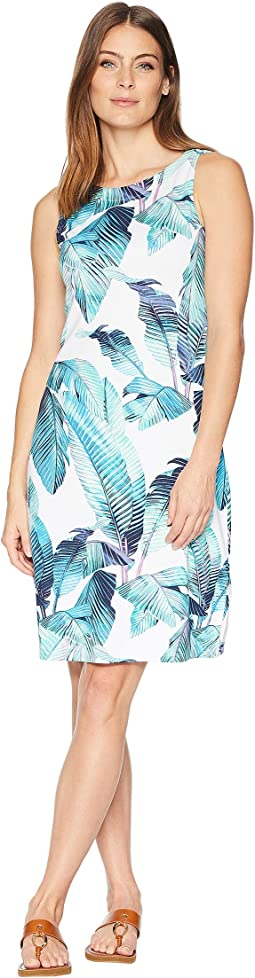 Fiesta Palms Sheath Dress