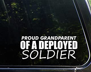 Proud Grandparent Of A Deployed Soldier (8-3/4