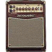 Acoustic A20 20W Acoustic Guitar Amplifier (Brown/Tan)