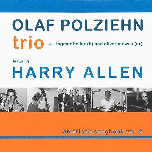 (Mainstream Jazz, Cool) [CD] Olaf Polziehn Trio feat. Harry Allen - American Songbook, Vol. 2 - 2003, FLAC (image+.cue), lossless