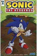 Sonic The Hedgehog (2018-) #5 Kindle Edition
