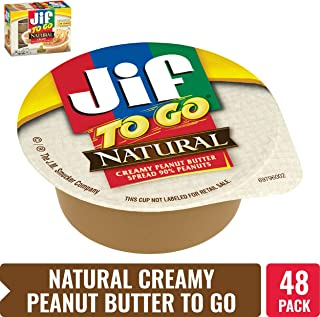 Best jif to go creamy peanut butter calories Reviews