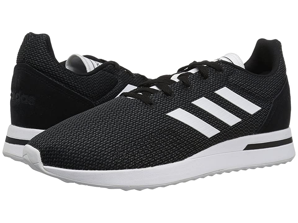 adidas Run 70s (Black/White/Carbon) Men