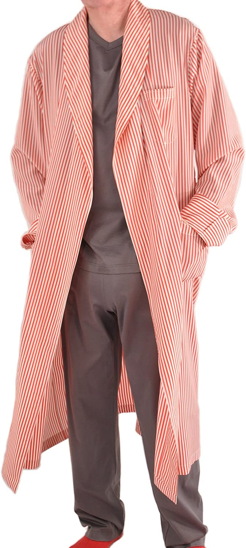 Handmade Italian Silk Shawl Collar Full Length Robe