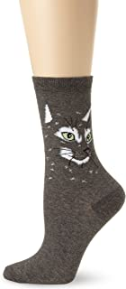 socks with cats face
