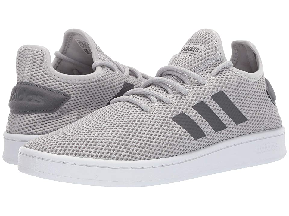 adidas Court Adapt (Grey Two F17/Grey Five/Footwear White) Men