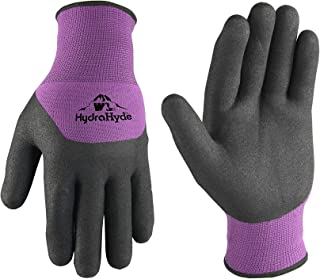 Women's Latex-Coated Grip Winter Gloves for Cold Weather, Medium (Wells Lamont 554M)