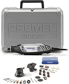 Dremel 3000-2/28 2 Attachments/28 Accessories Rotary Tool