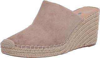 Charles David Women's Espadrille Sandal Platform, Truffle