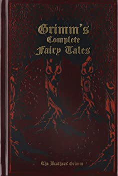 Grimm's Complete Fairy Tales (Hard Cover)