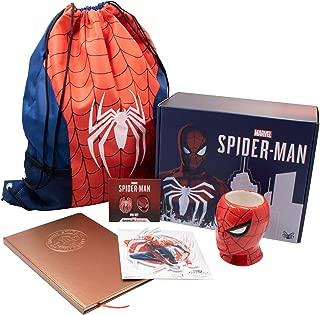 spiderman loot crate figure
